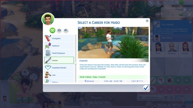 The Sims Castaway Stories Careers by GoBananas at Mod The Sims image 1881 670x377 Sims 4 Updates