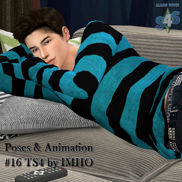 Sims 4 Poses & Animation #16 at IMHO Sims 4
