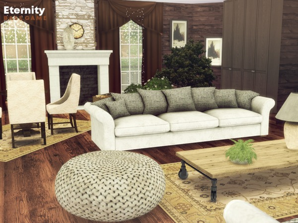 Sims 4 Eternity house by Pralinesims at TSR