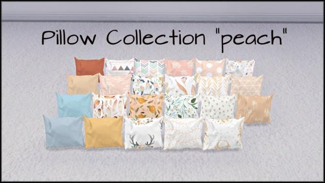 Peach pillow collection at TaTschu`s Sims4 CC image 1954 670x377 Sims 4 Updates