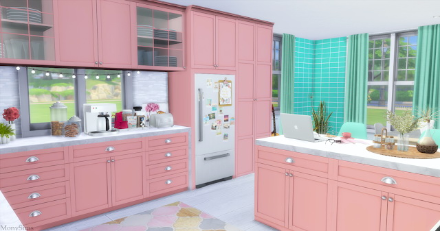 Tumblr Kitchen at Mony Sims image 1973 Sims 4 Updates