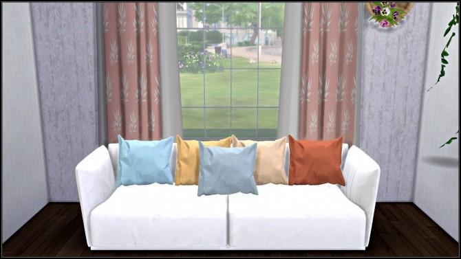 Peach pillow collection at TaTschu`s Sims4 CC image 1974 670x377 Sims 4 Updates