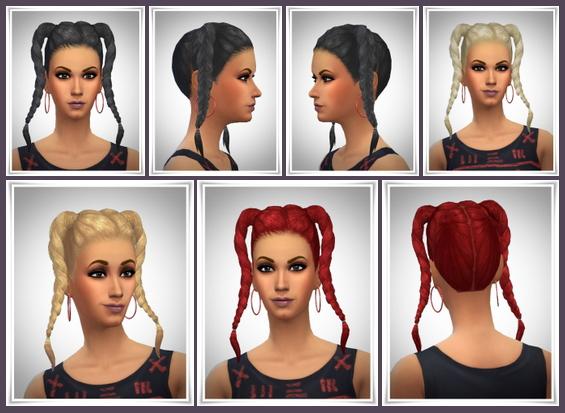 Twist Braids Female at Birksches Sims Blog image 21010 Sims 4 Updates
