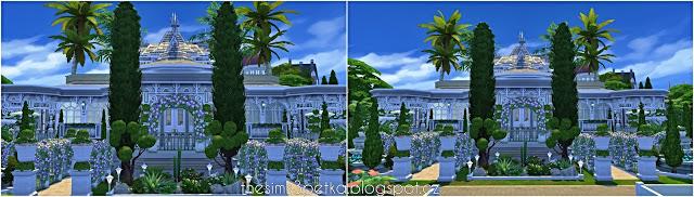 Sims 4 Royaume du Café (Coffee house) at Petka Falcora