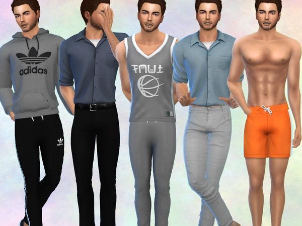 Sims 4 Ryan Page by divaka45 at TSR