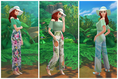 Vacation Collection at SimPlistic image 2133 Sims 4 Updates