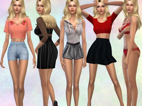 Riley Roza by divaka45 at TSR image 223 Sims 4 Updates