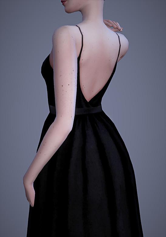 Valentina Dress at Magnolian Farewell image 2423 Sims 4 Updates
