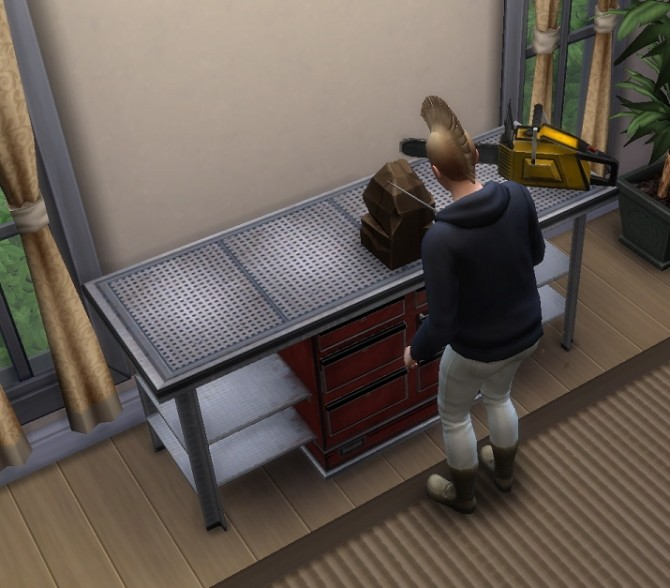 Pet Stories Tool Table by BigUglyHag at SimsWorkshop image 2472 670x588 Sims 4 Updates