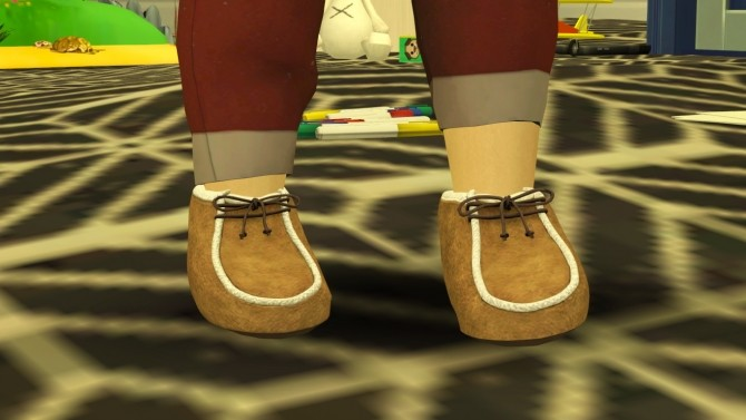 SKETCHBOOKPIXELS MOCCASIN by Thiago Mitchell at REDHEADSIMS – Coupure Electrique image 2481 670x377 Sims 4 Updates