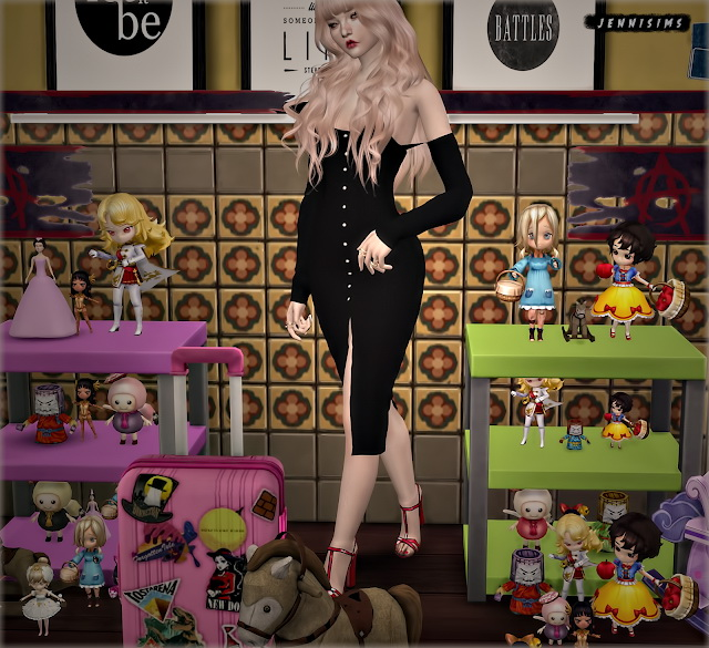 Decorative Clutter Vol 101 (12 Items) at Jenni Sims image 277 Sims 4 Updates
