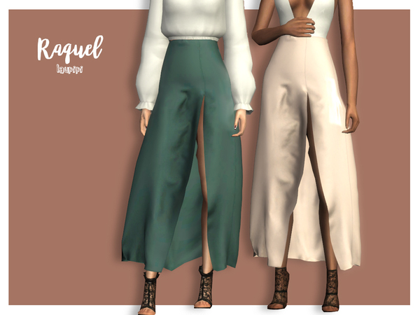 Sims 4 Raquel Skirt by laupipi at TSR