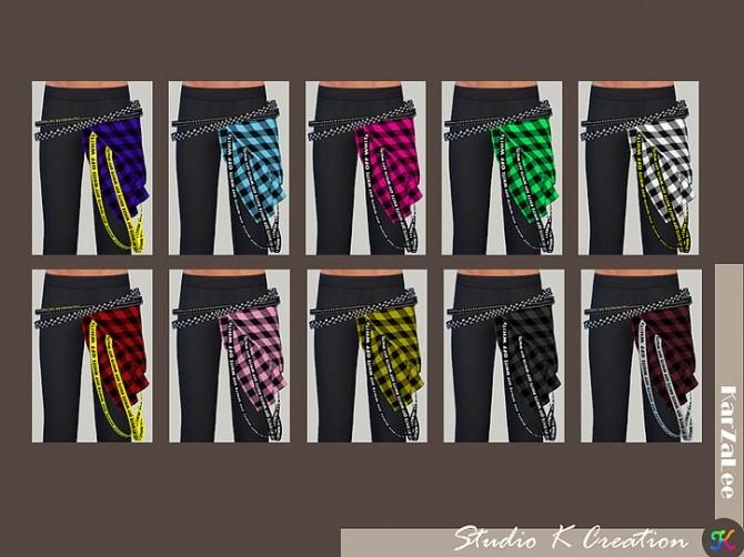 Belt for both gender at Studio K Creation image 2931 670x502 Sims 4 Updates