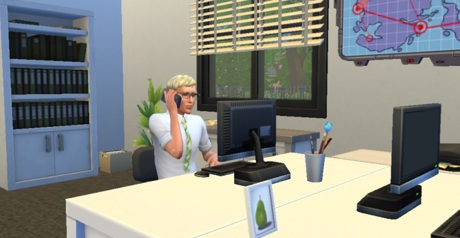Sims 4 Security Guard Career by Marduc Plays at Mod The Sims