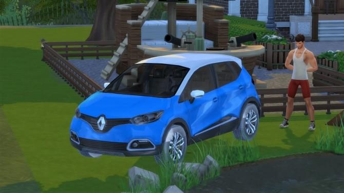 Renault Captur at LorySims image 326 670x377 Sims 4 Updates