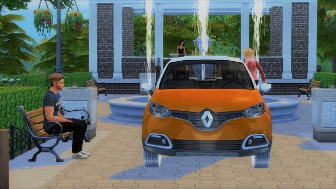 Renault Captur at LorySims image 327 670x377 Sims 4 Updates