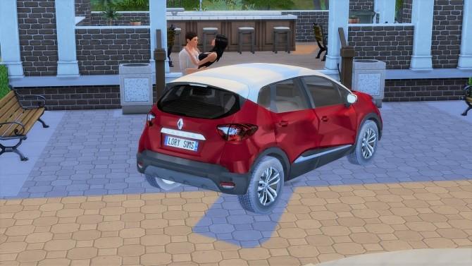 Renault Captur at LorySims image 328 670x377 Sims 4 Updates