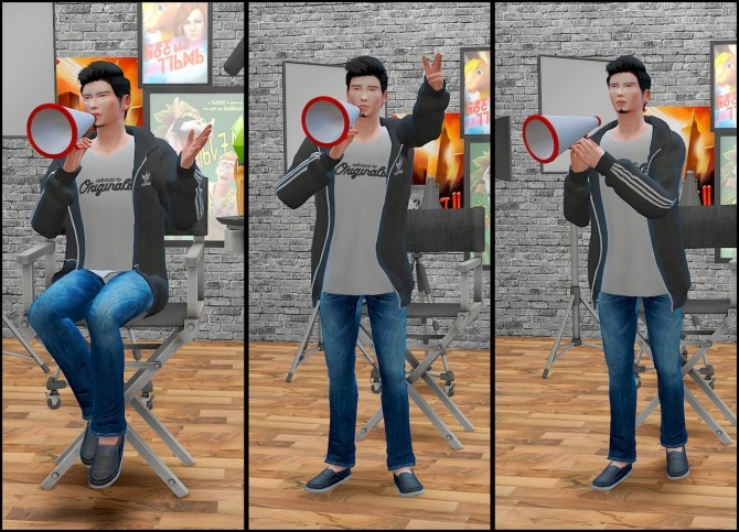 Movie poses at Rethdis love image 3281 670x483 Sims 4 Updates