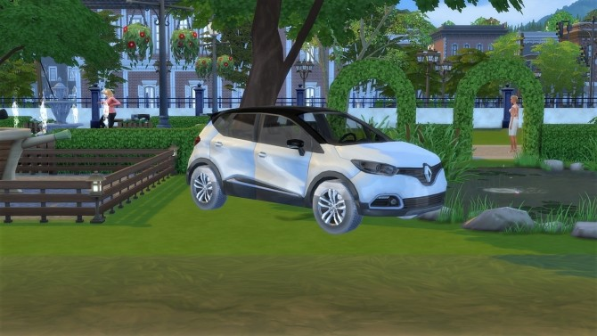 Renault Captur at LorySims image 329 670x377 Sims 4 Updates