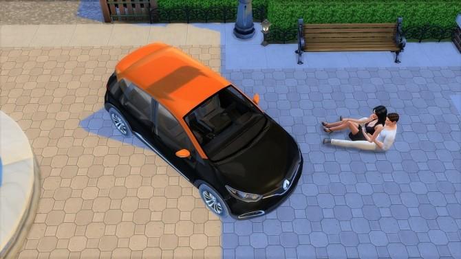 Renault Captur at LorySims image 333 670x377 Sims 4 Updates