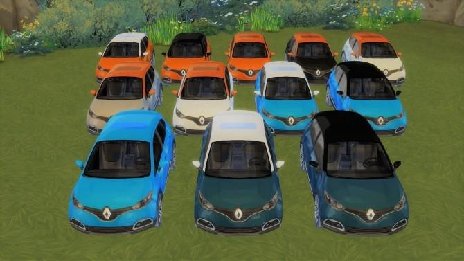 Renault Captur at LorySims image 334 670x377 Sims 4 Updates