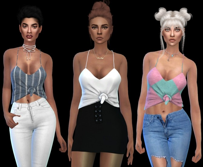 Tia Top (P) at Leo Sims image 3413 670x552 Sims 4 Updates