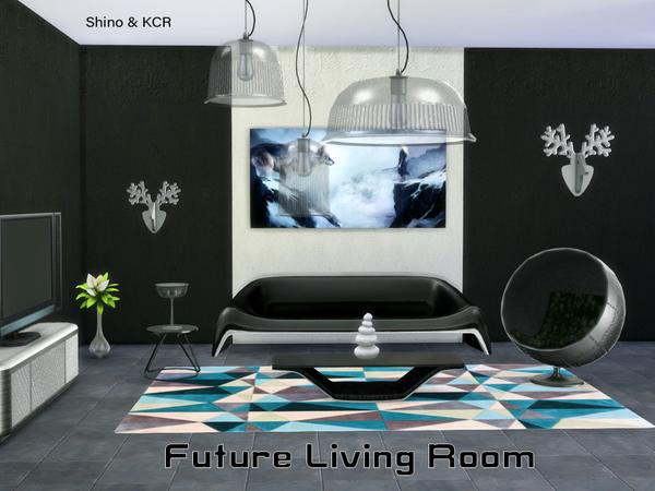 Living Future by ShinoKCR at TSR image 3414 Sims 4 Updates