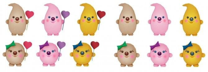 Clay Toys Patreon Gift at Soloriya image 3471 670x231 Sims 4 Updates