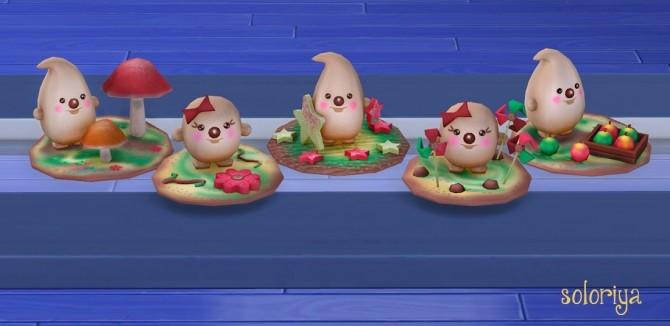 Clay Toys at Soloriya image 3491 670x326 Sims 4 Updates