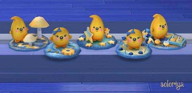 Clay Toys at Soloriya image 3501 670x326 Sims 4 Updates