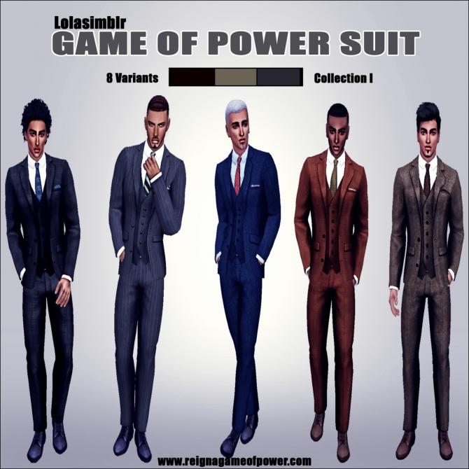 suit » Sims 4 Updates » best TS4 CC downloads