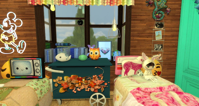 Ian bedroom by Rissy Rawr at Pandasht Productions image 374 Sims 4 Updates