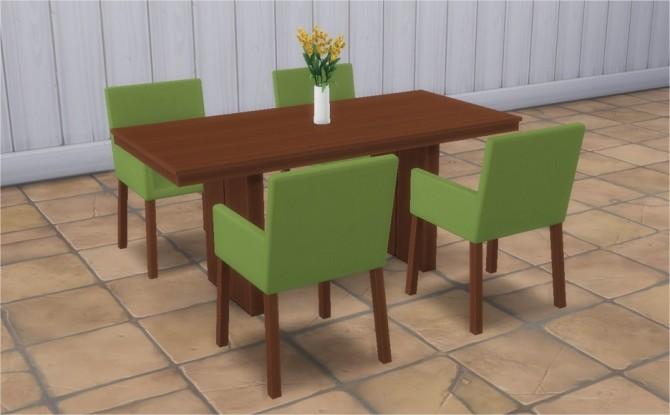 Sims 4 Kazu Dining at Veranka