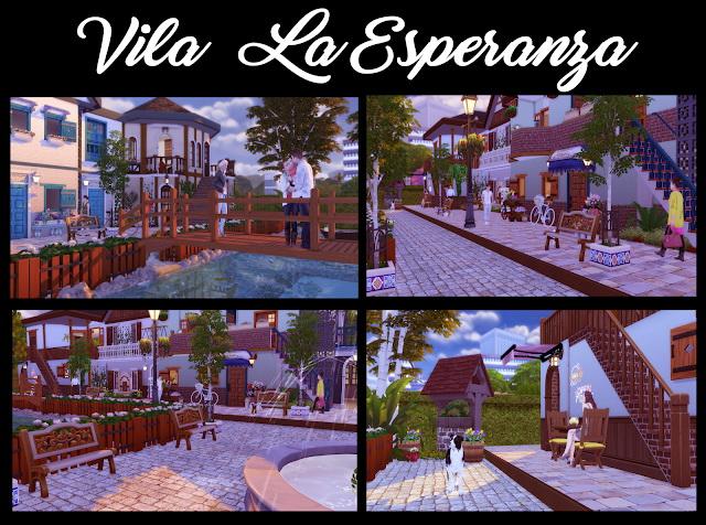 Vila La Esperanza at Lily Sims image 3919 Sims 4 Updates