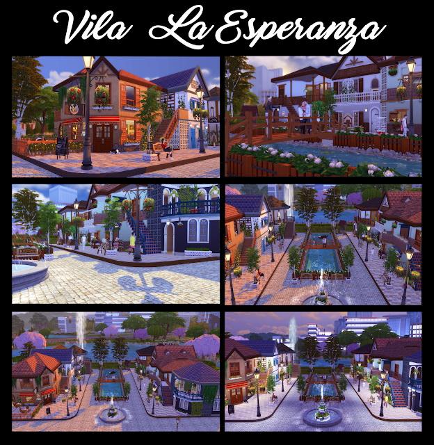 Vila La Esperanza at Lily Sims image 4016 Sims 4 Updates