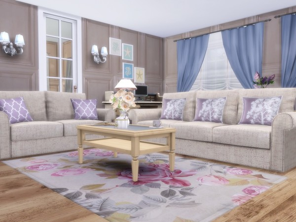 Dreamsville house by MychQQQ at TSR image 420 Sims 4 Updates