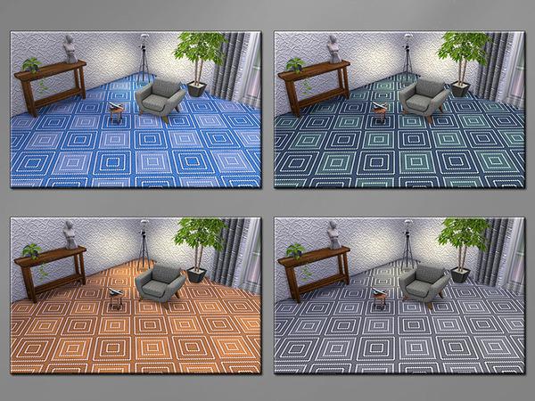 MB Carpet Collection G by matomibotaki at TSR image 4215 Sims 4 Updates