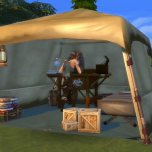 Sims 4 tent downloads » Sims 4 Updates