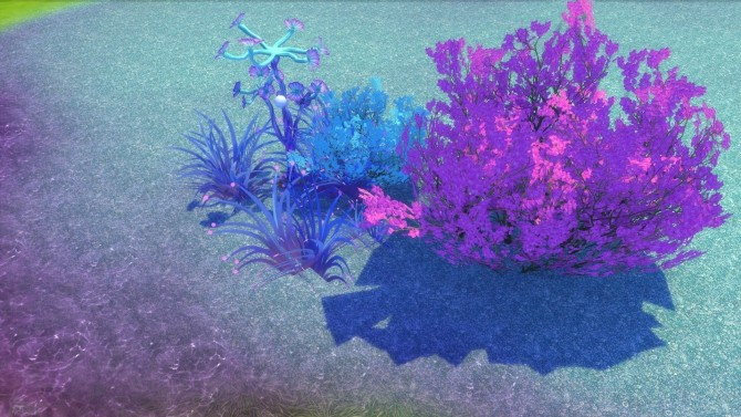 Brilliance Gardens II: Bushes by Snowhaze at Mod The Sims image 4310 670x377 Sims 4 Updates