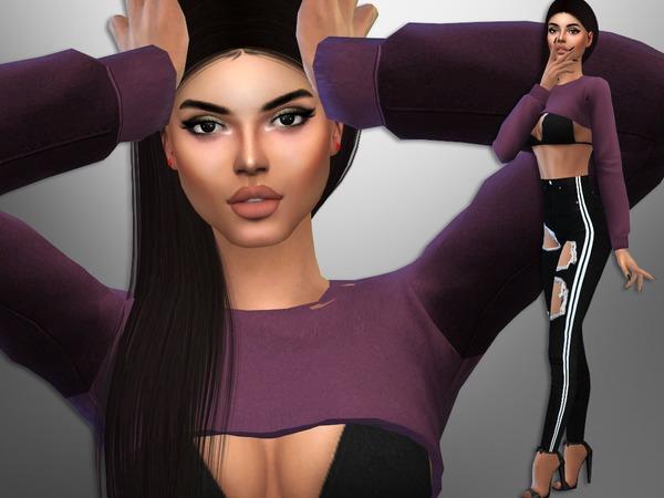 Melinda Caruso by divaka45 at TSR image 442 Sims 4 Updates