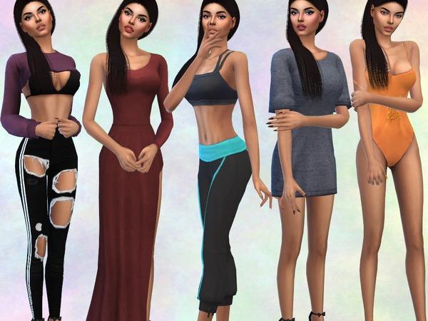 Melinda Caruso by divaka45 at TSR image 452 Sims 4 Updates