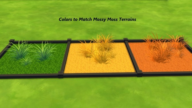 Brilliance Gardens III: Colorful Grasses by Snowhaze at Mod The Sims image 4610 670x377 Sims 4 Updates