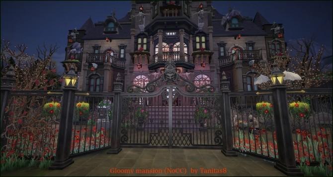 Gloomy mansion at Tanitas8 Sims image 467 670x356 Sims 4 Updates