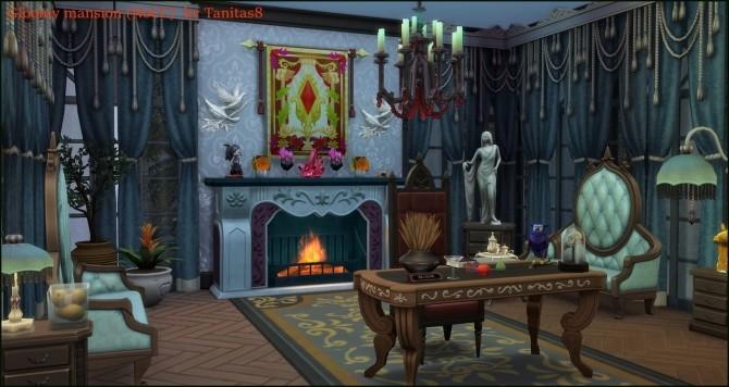 Gloomy mansion at Tanitas8 Sims image 477 670x356 Sims 4 Updates