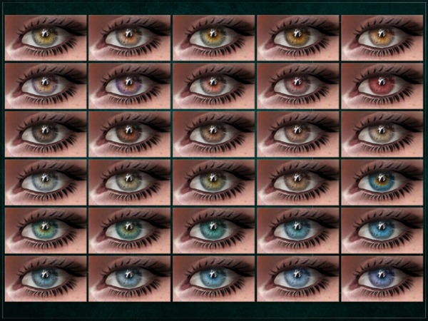 Assay Eyes by RemusSirion at TSR image 494 Sims 4 Updates