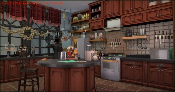 Gloomy mansion at Tanitas8 Sims image 497 670x356 Sims 4 Updates