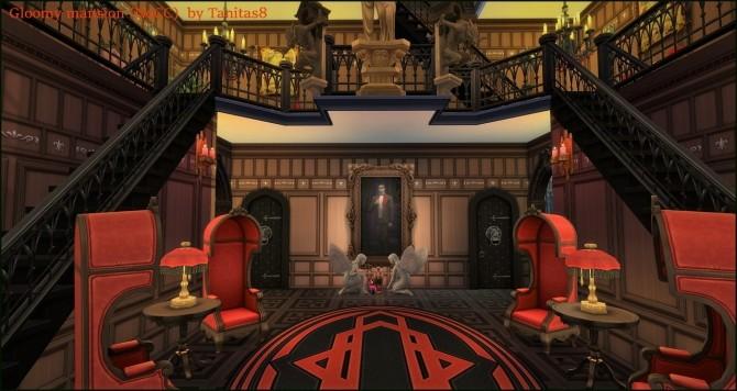 Gloomy mansion at Tanitas8 Sims image 5111 670x356 Sims 4 Updates