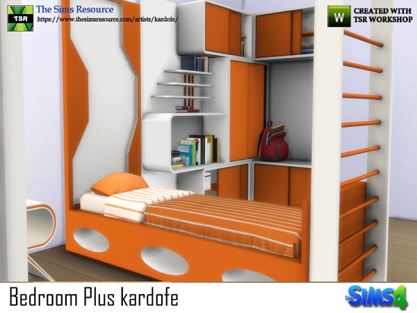 Bedroom Plus by kardofe at TSR image 517 Sims 4 Updates