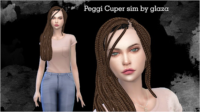Peggi Cuper at All by Glaza image 5315 Sims 4 Updates