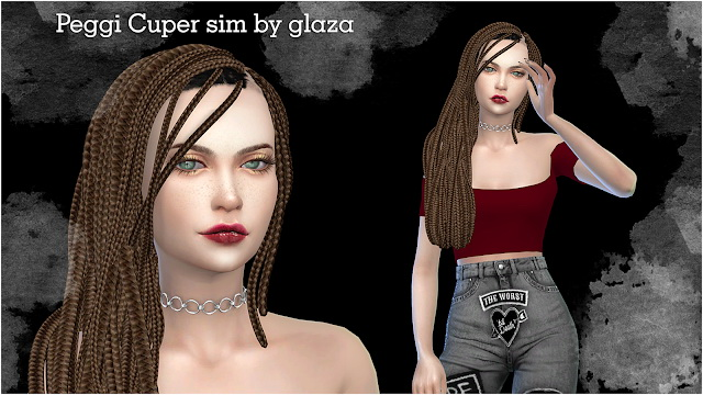 Peggi Cuper at All by Glaza image 5416 Sims 4 Updates